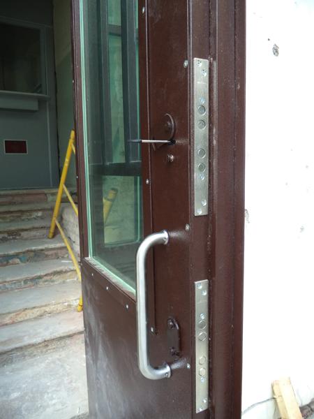 металлическая дверь третьего класса устойчивости к взлому