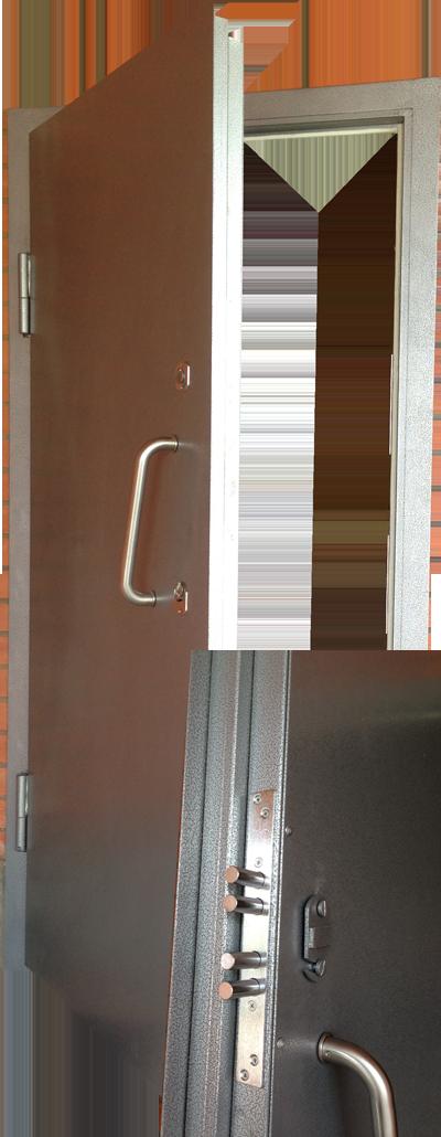 железные двери 2 класса защиты