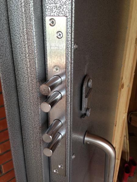 взломостойкая металлическая дверь 3 класса