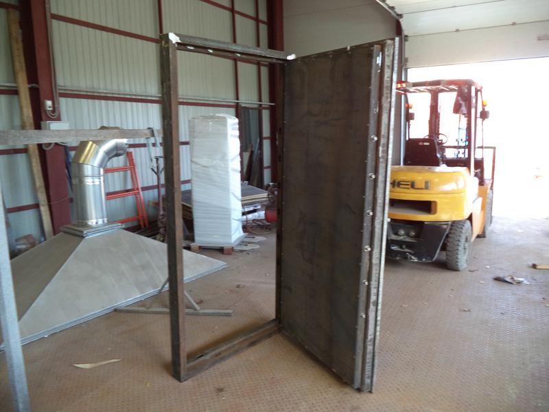 железная дверь 5 класс защиты